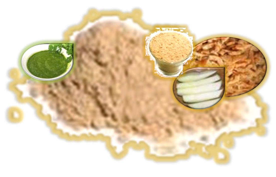 Raw Mango Powder - Amchoor Powder - Amchur