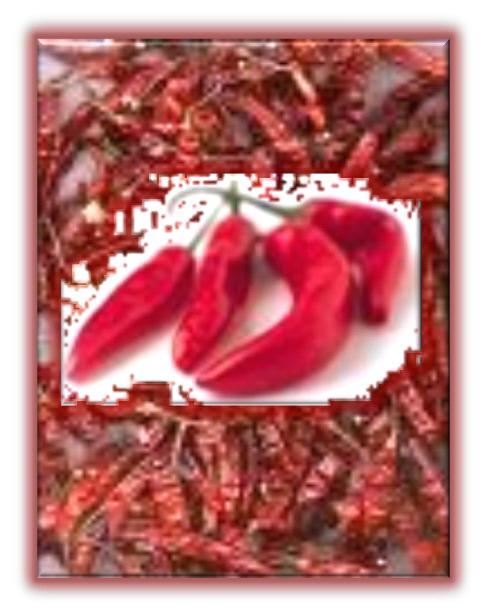 Red Chilly Whole