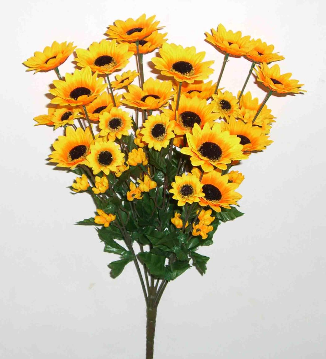 Artificial Sunflower Flowers