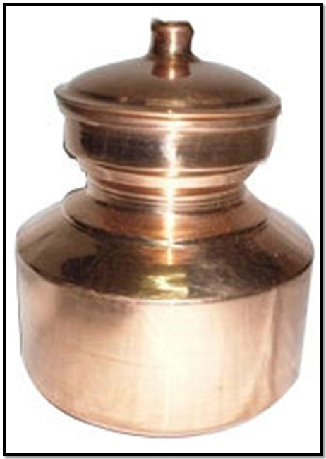 Gangotri Pot For Puja
